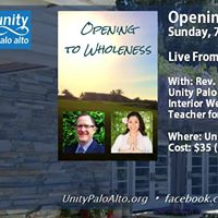 Opening to Wholeness