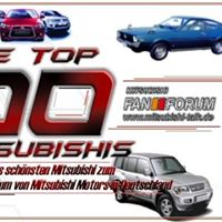 Top 100 Mitsubishis - Onlinewahl