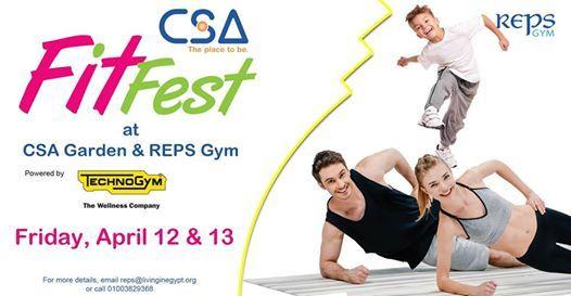 CSA Fit Fest