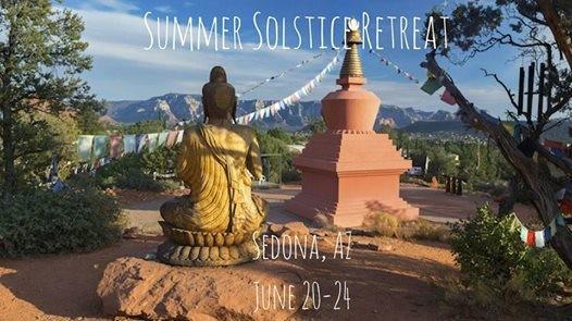 Sedona Solstice Womens Retreat