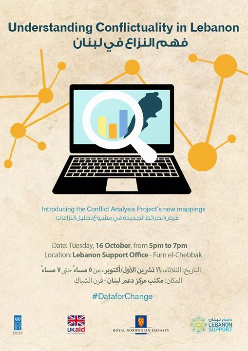 Understanding Conflictuality in Lebanon DataForChange