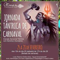 Jornada Tantrica De Carnaval