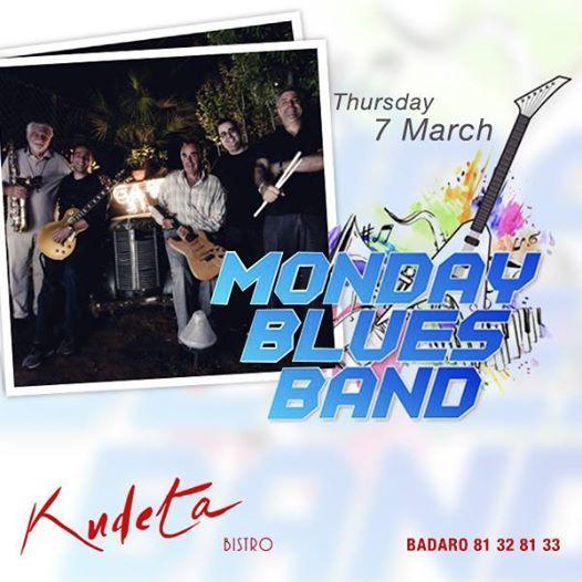 The Monday Blues Band