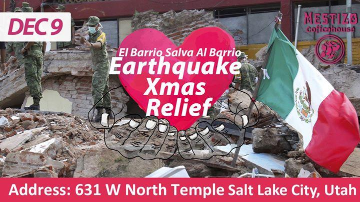 El Barrio Salva Al Barrio-Earthquake Xmas Relief for Oaxaca Kids