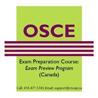 OSCE Exam Preparation Course (IENCAP)