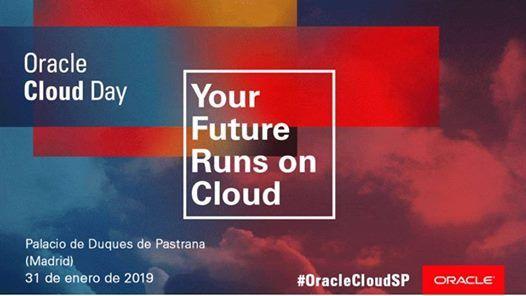 Oracle Cloud Day Madrid