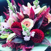 Floral Vase arrangement workshop