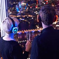 The View from The Shard Silent Disco