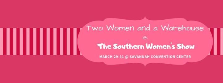 TWW is going to The Southern Womens Show