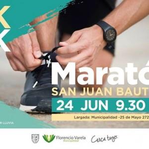 8k 3k Gratis  Maratn San Juan Bautista