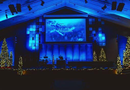 Christmas Eve Candlelight Service Christ Community Church
