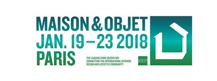 Maison Objet Paris January 2018 At Parc Des Expositions De Paris