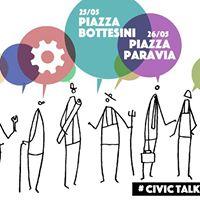 CIVIC TALKS - Architettura in Citt 2017