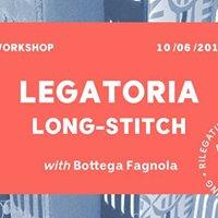 Workshop  Legatoria Long-Stitch