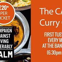 CALM Curry Club August 1st