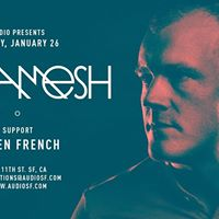 Gigamesh  Audio SF  Friday January 26th