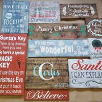 Cedar Rapids-DIY- Wood Sign Workshop