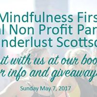 Mindfulness First at Wanderlust Scottsdale 2017