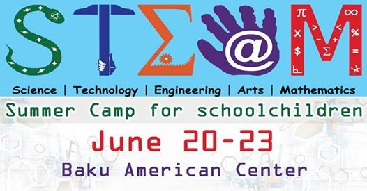 STEAM Summer Camp Program for schoolchildren