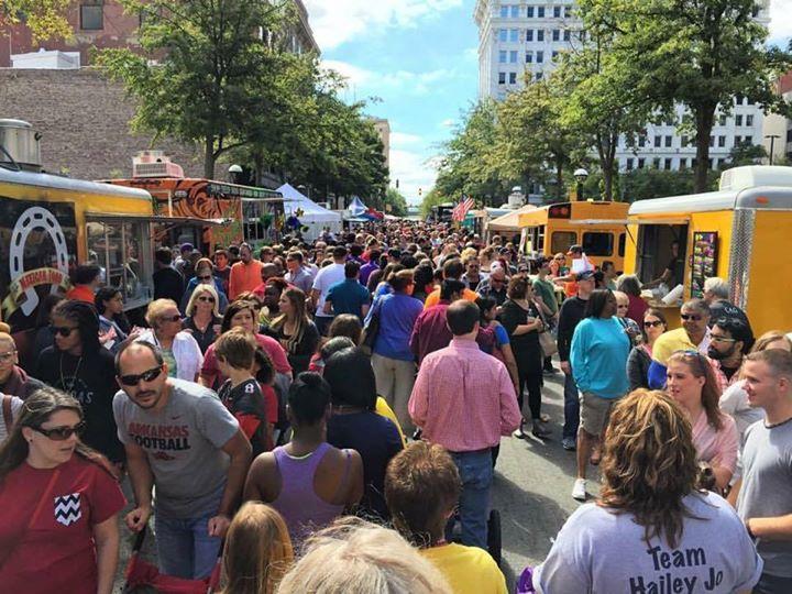 Jonesboro Food Trucks