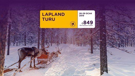 Lapland Turu (Smestre zel)