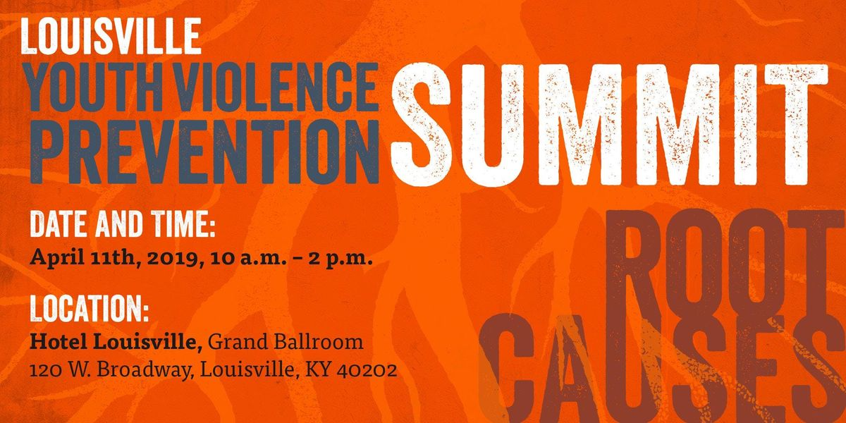 Youth Violence Prevention Summit