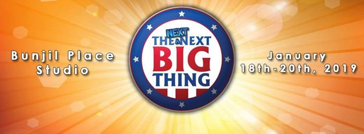 The NEXT Next Big Thing