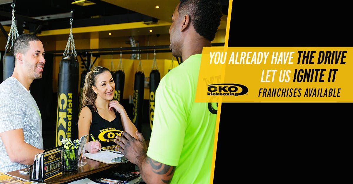 CKO Kickboxing Franchise Interest Meeting