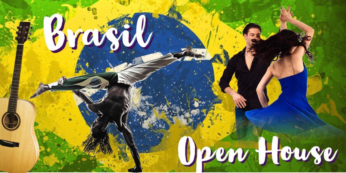 Brasil Open House - Evento Livre