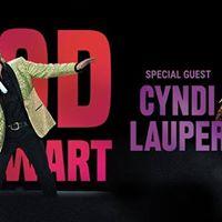 Rod Stewart w Special Guest Cyndi Lauper