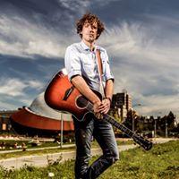 Concert Martijn van der Zande tijdens Zomerzondag in Leegkerk