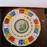 Calendario Maya e Ruota del Tempo - Enrica Bennati a Montessoro