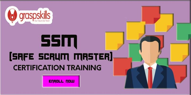 SSM (SAFE SCRUM MASTER) CERTIFICATION TRAINING COURSE IN BANGALORE
