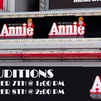 Auditions Annie
