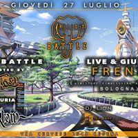 Riot Summer Battle  Live &amp Giuria FRENK