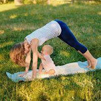 Cardio-Fit et Yoga maman-bb en plein air