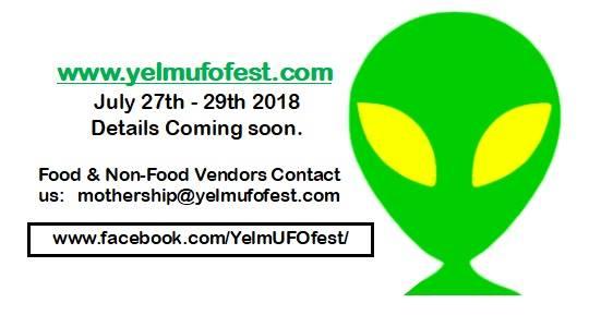 Yelm UFO Fest
