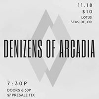 denizens of arcadia  lotus nightlife