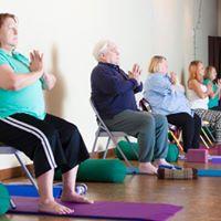 Chair Yoga Training