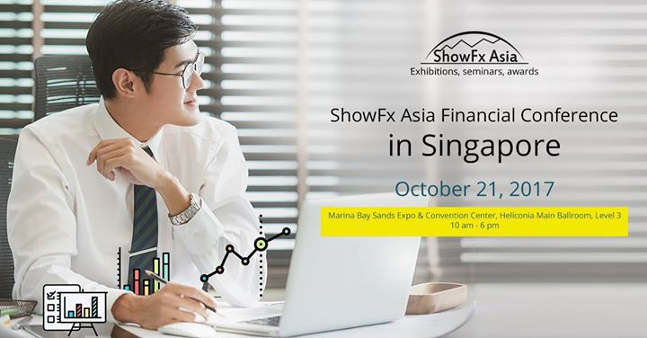 ShowFx Asia Financial Conference in Singapore