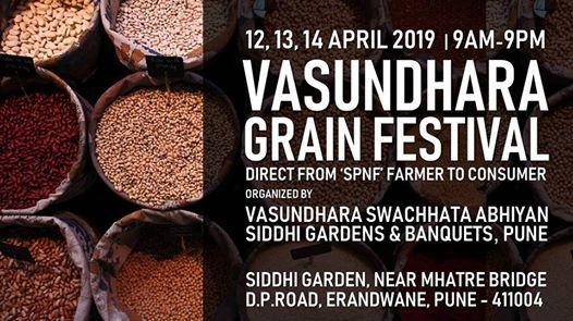 Vasundhara Grain Festival 2019