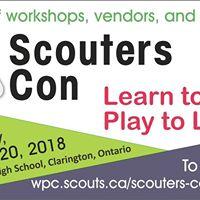 Scouters Con 2 White Pine Council