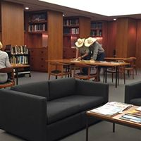 Library and Archives Tour