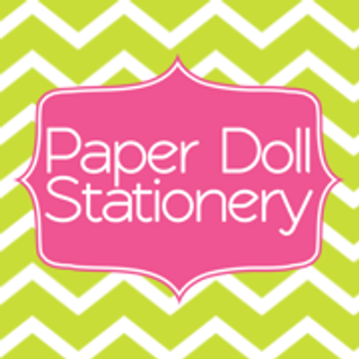 Paper Doll Stationery