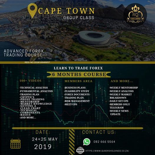 Cape Town Training - Forex Varsity - Training | Support | Success
