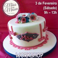 Workshop &quotBolos Decorados Nvel I&quot