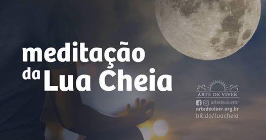 RJ - Praia Vermelha - Meditao da Lua Cheia Nacional