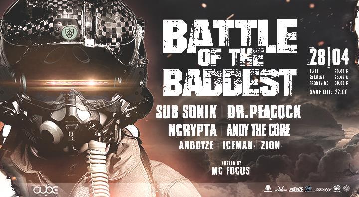 Battle of the Baddest