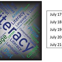 Literacy Camp at CSDR