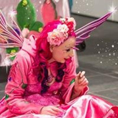 Lily Peas Blossom